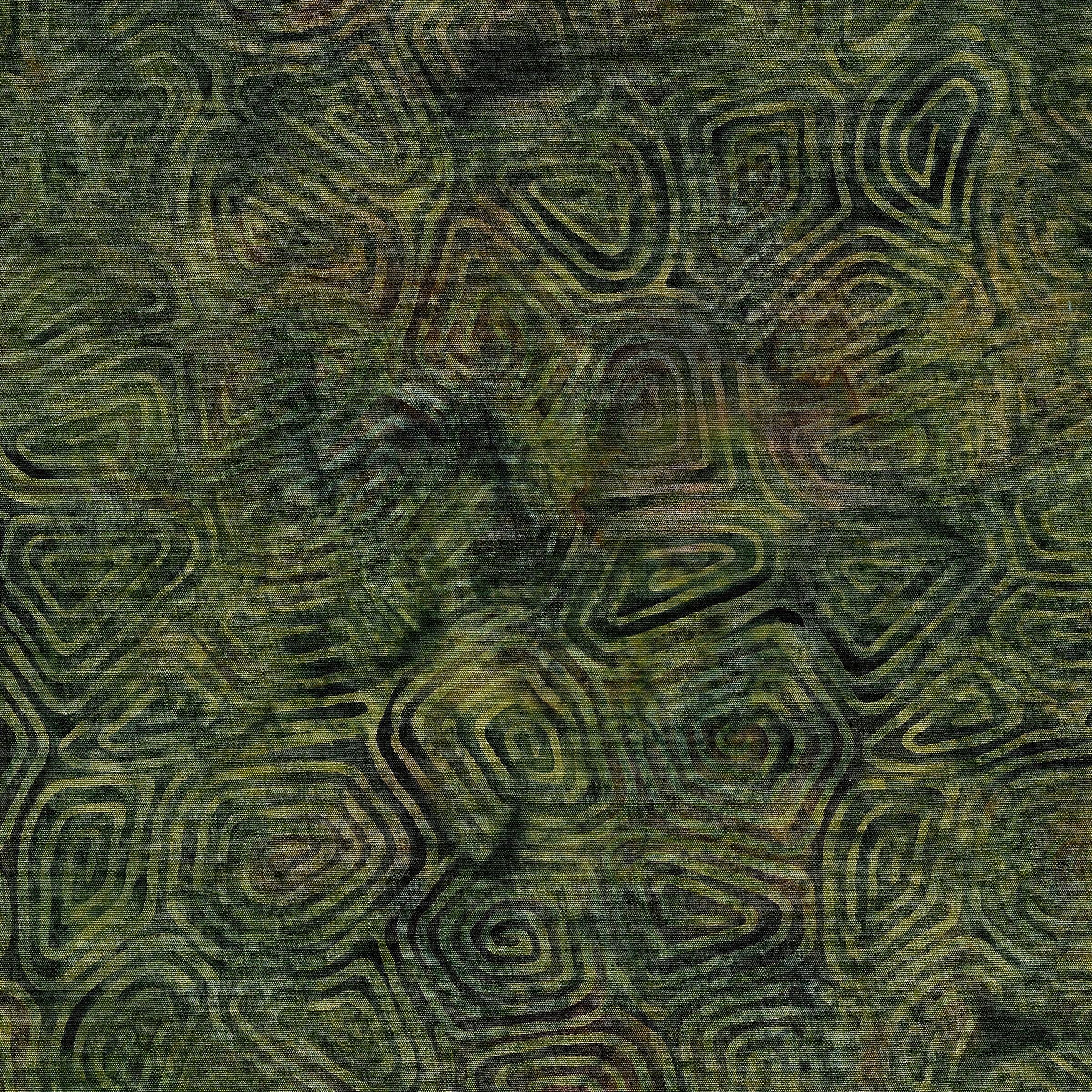 ISLAND BATIK111902685 / Turtle Shell-Pineneedle