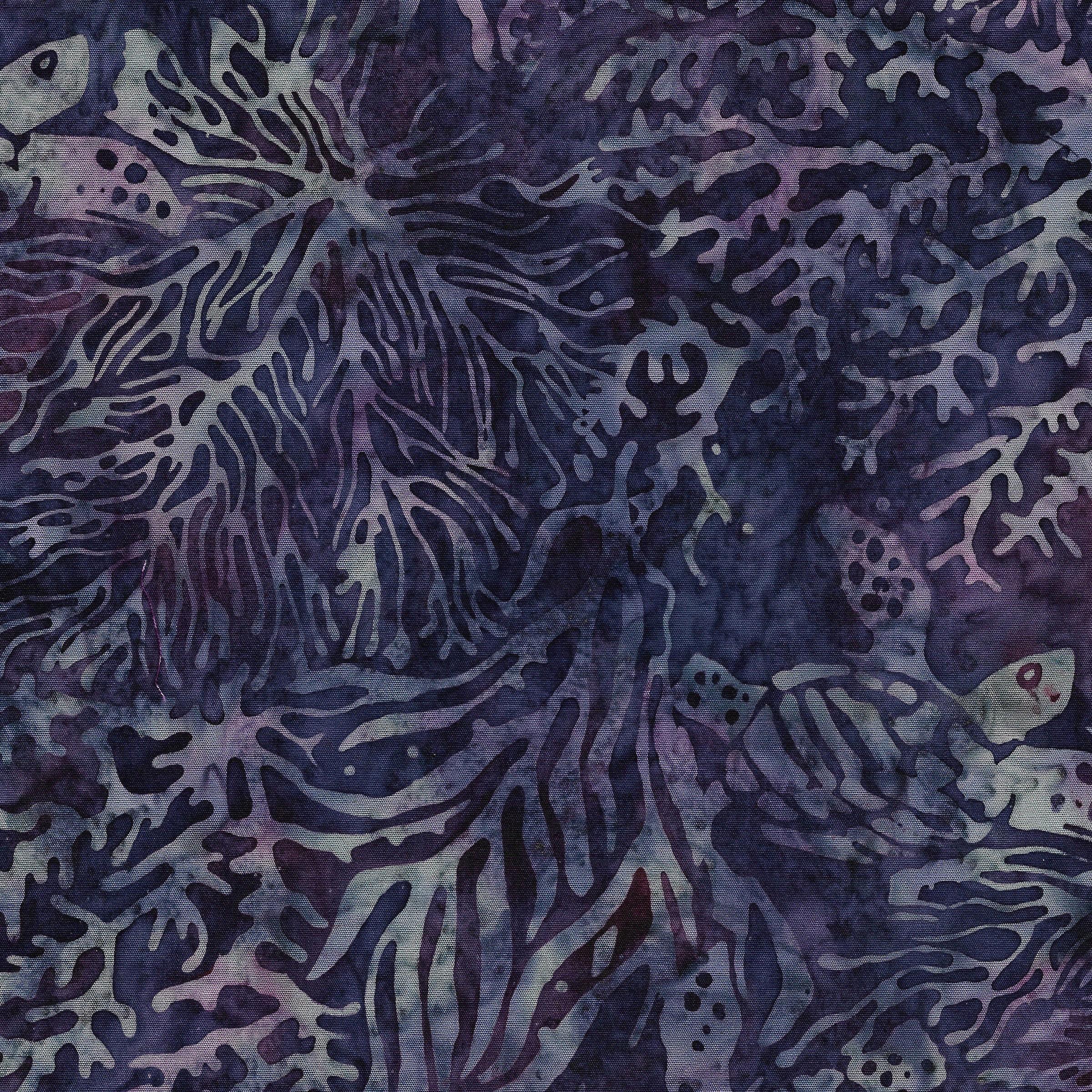 Island Batik - 111903470 / Turtles -Blurple