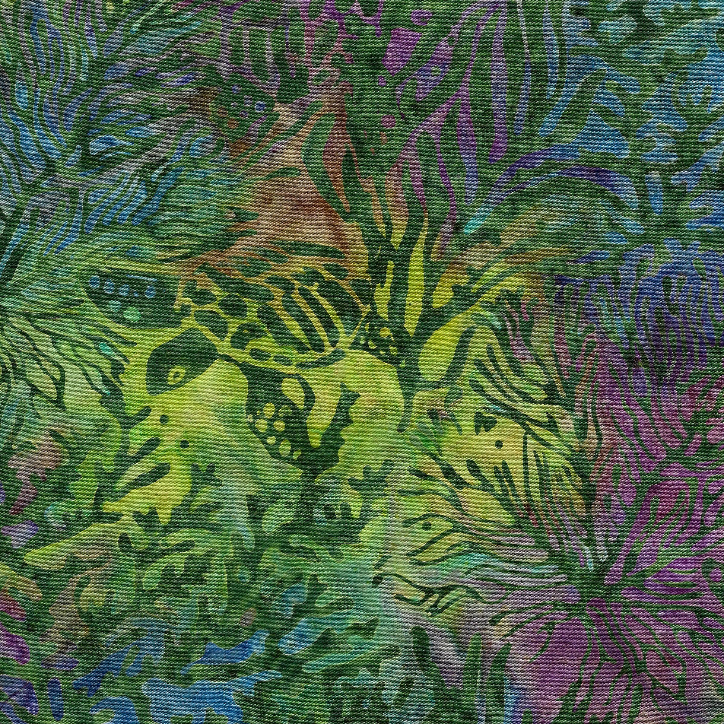 IB- Turtles Grass Batik