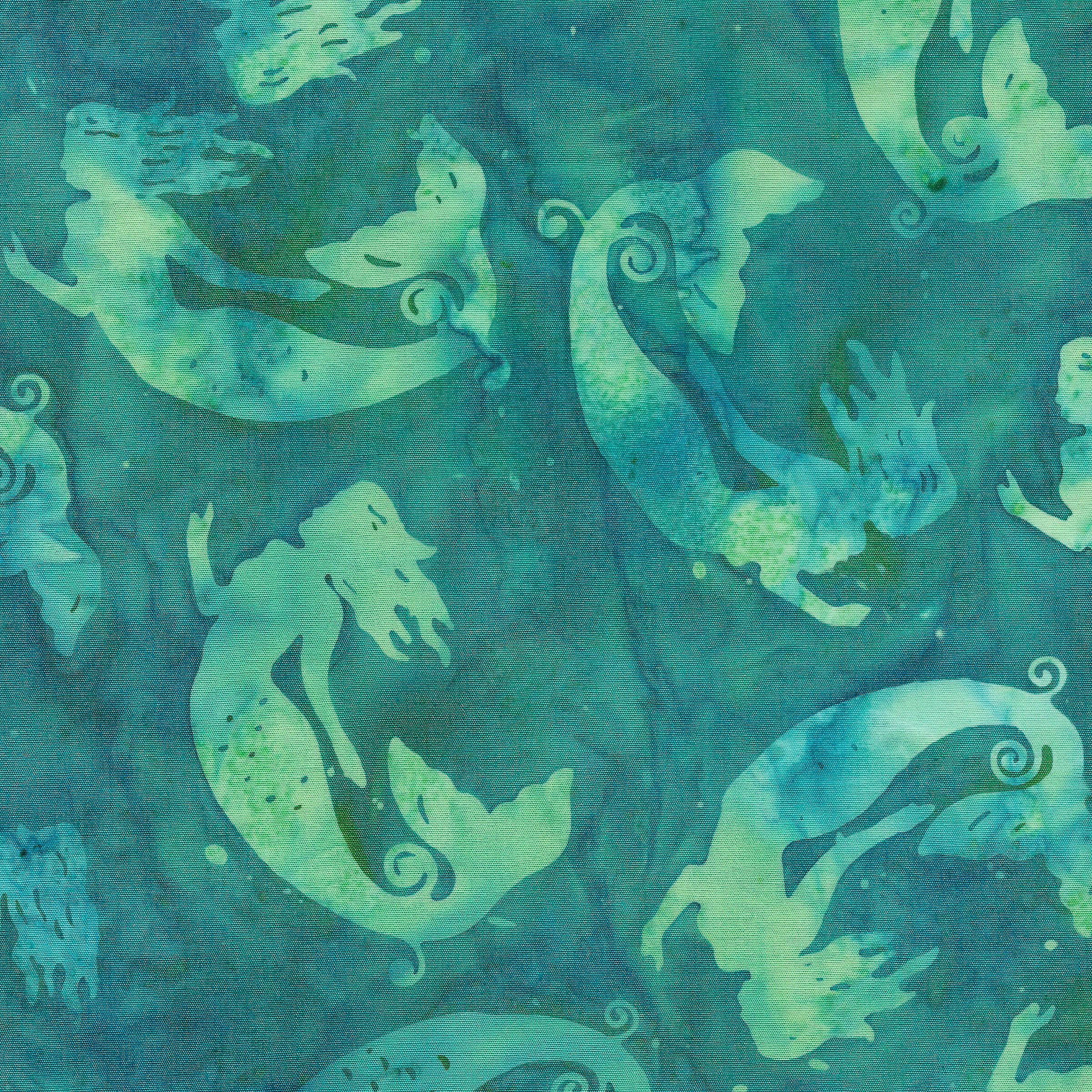 Mermaid Cove Turquoise Tossed Mermaid 111907550