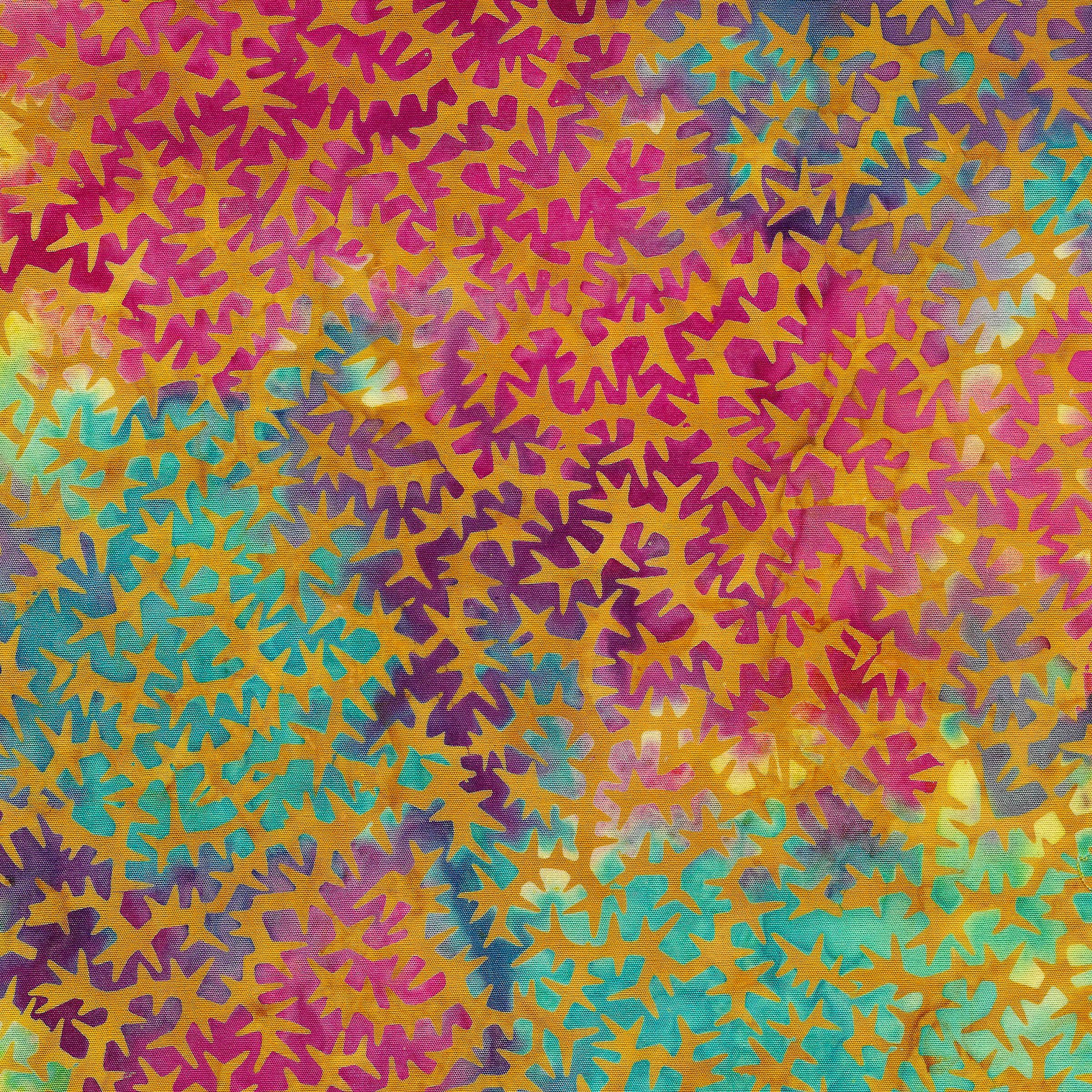 Spikes-Birthday Batik