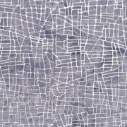Mosaic Lines - Periwinkle