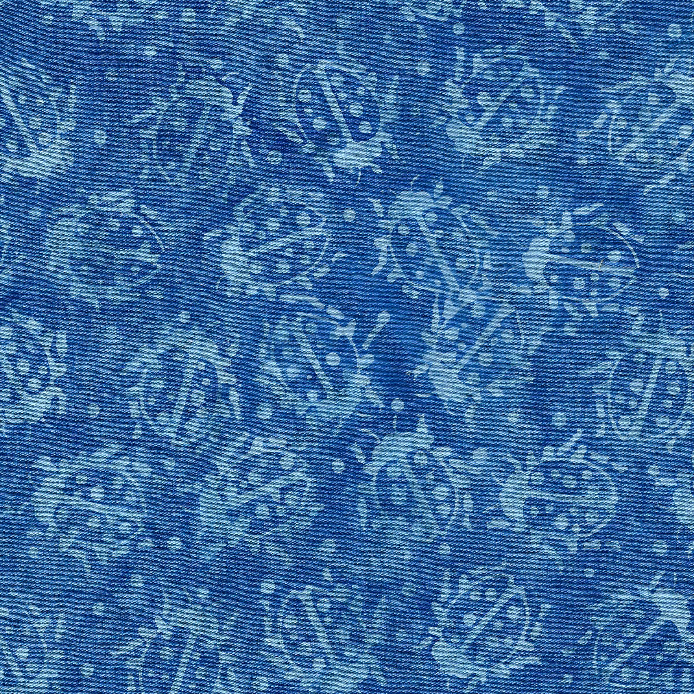 Island Batiks  Ladybug-Med Pool