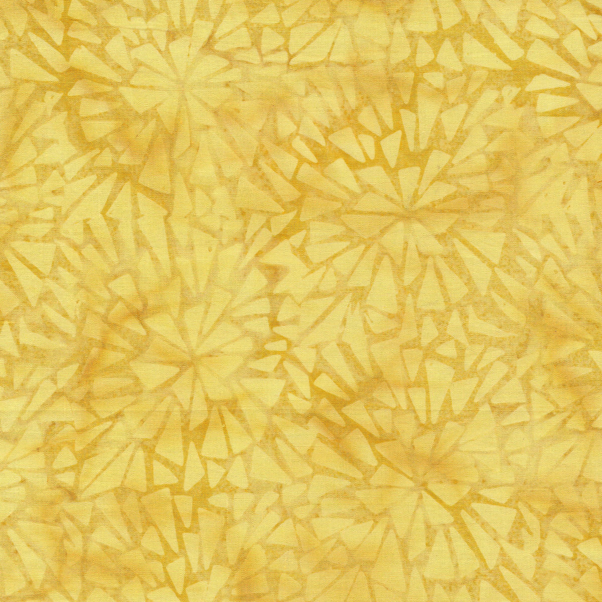 Island Batiks Mosaic Burst Hay