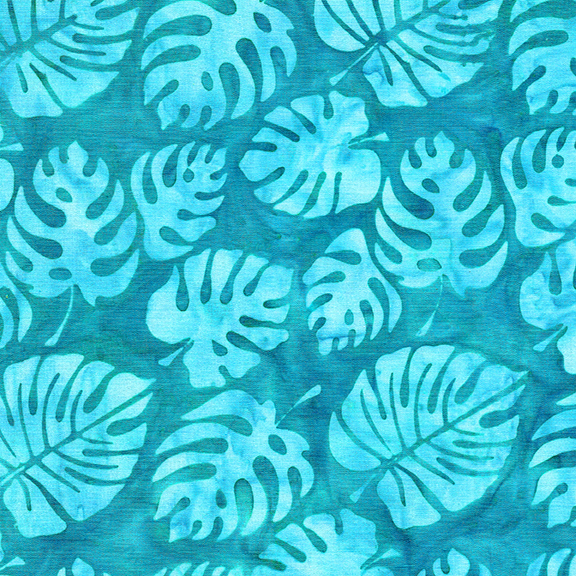 112001561 / Philodendron-Teal