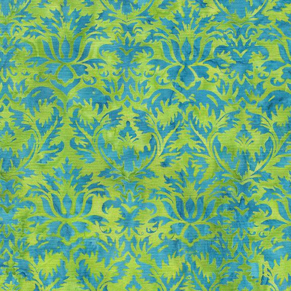 112020616 / Morris Foulard-Lemongrass