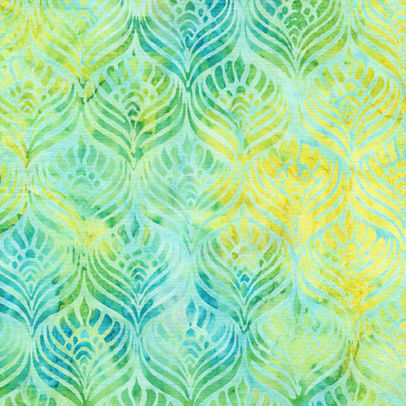 Feathers-Lemon Lime