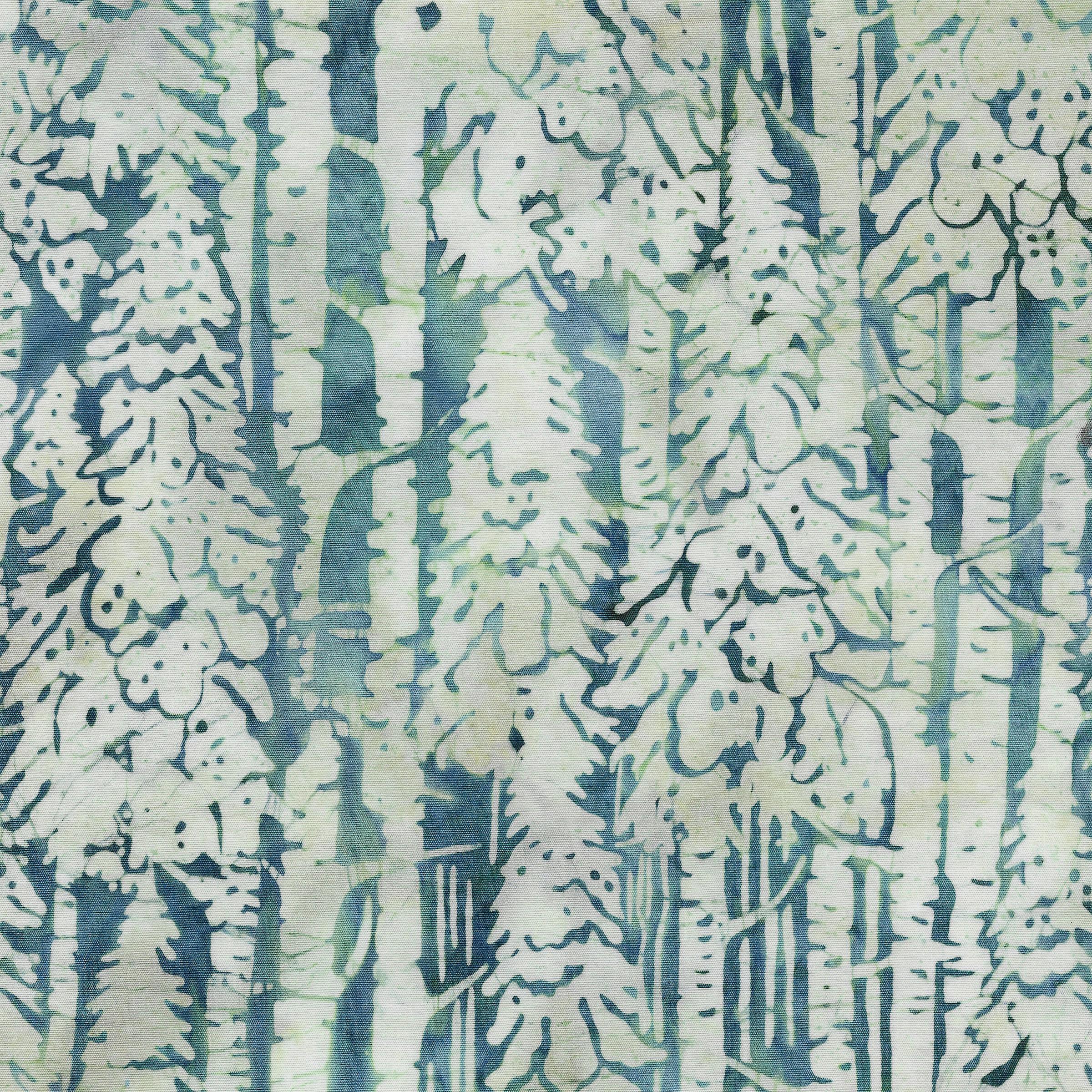 121802558 / Snow Trees -Lt Lagoon