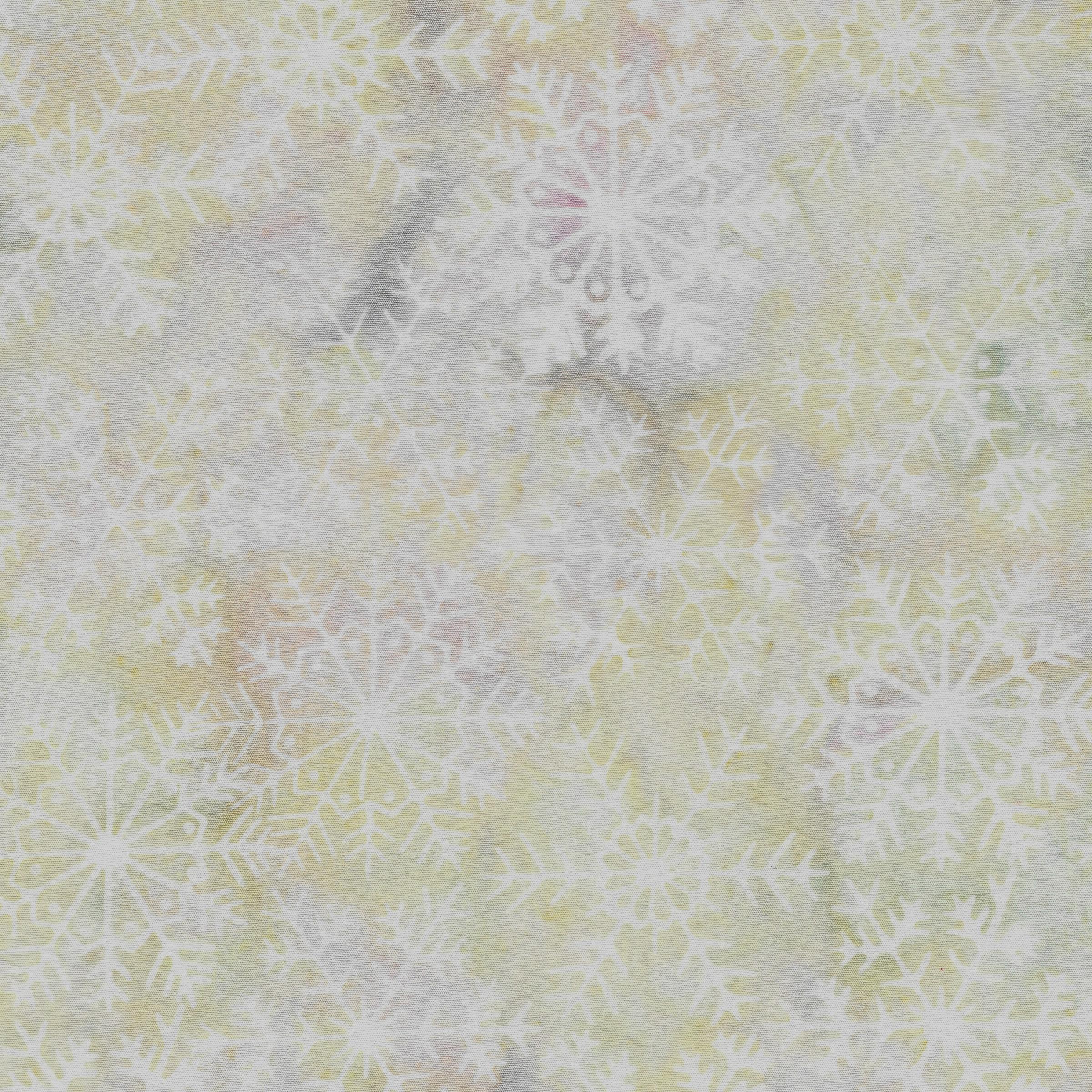 Island Batik-Lg. Snowflake