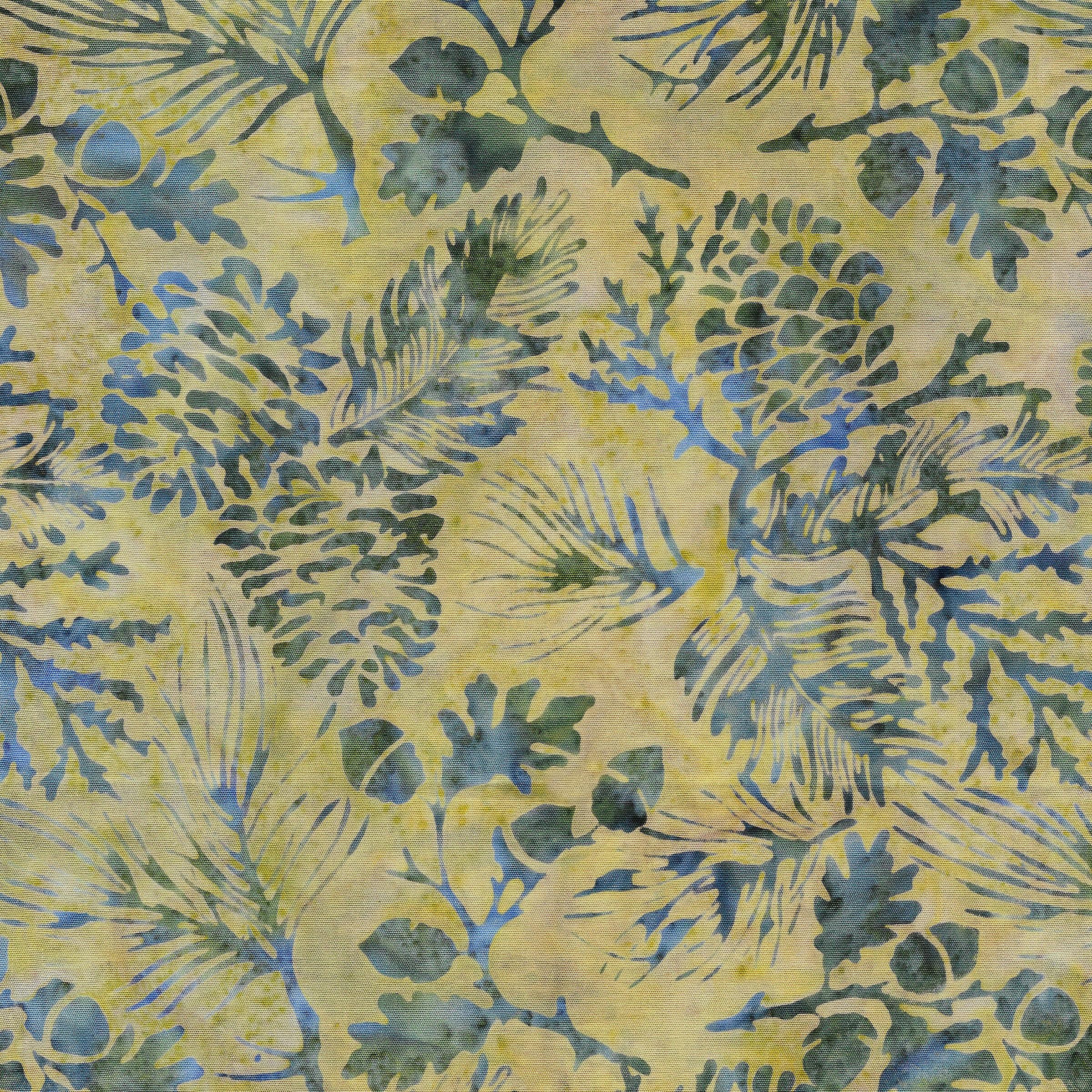 121804651 / Pine Leaf -Chartreuse