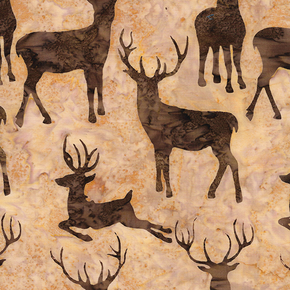 Deer Groupings -Sahara