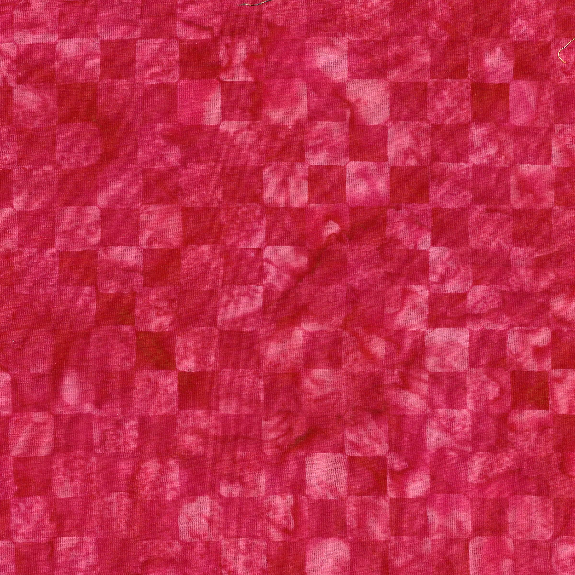 121809325 / Check -Hot Pink