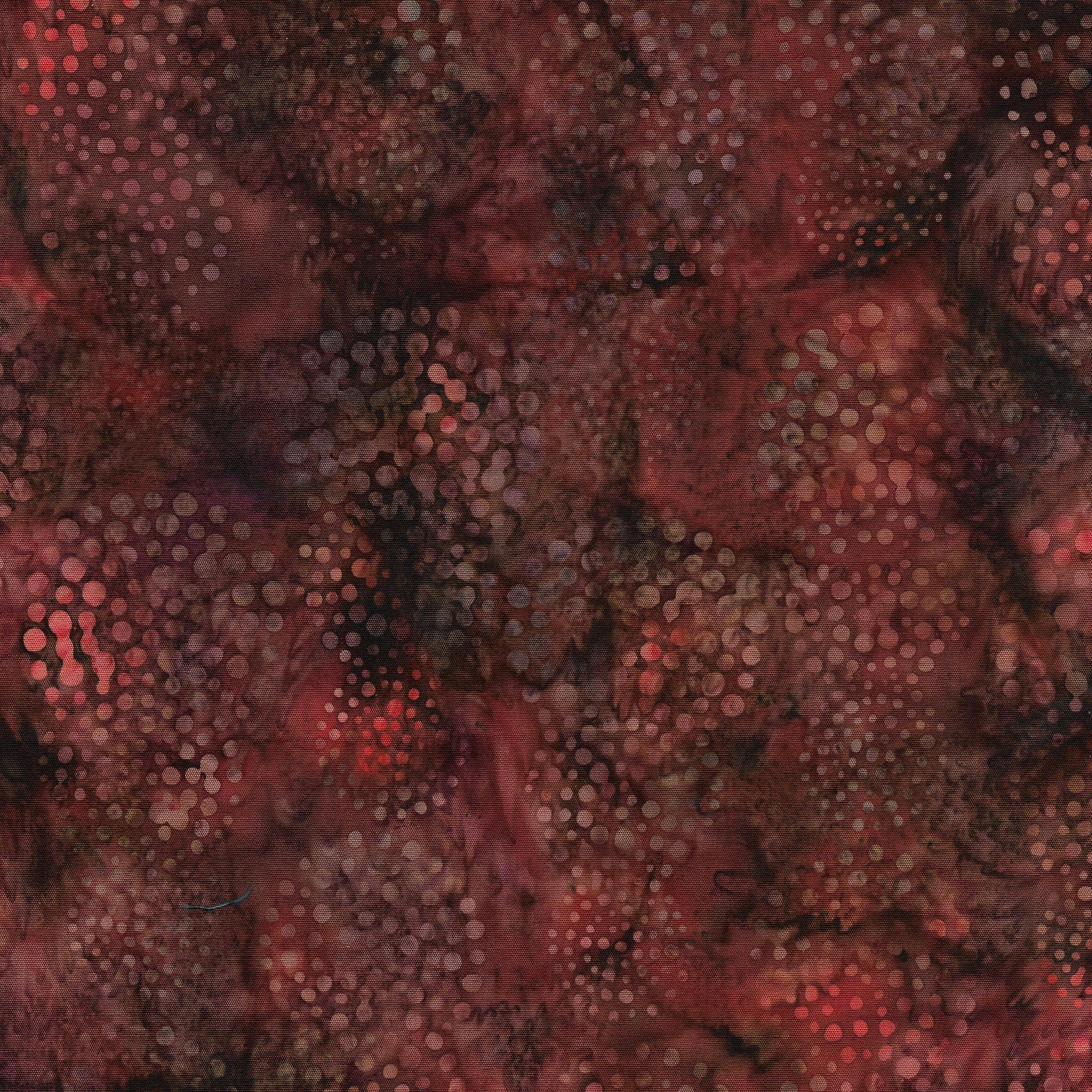 ISLAND B121810390 / Snowman-Cranberry
