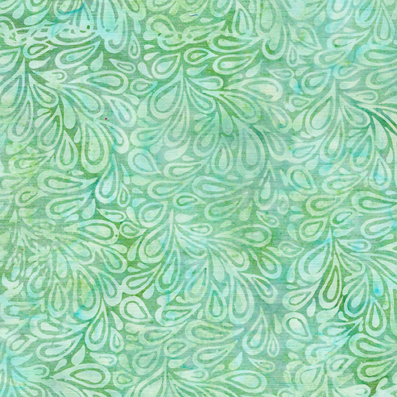 IB- Batik Paisley Drops Light Bermuda