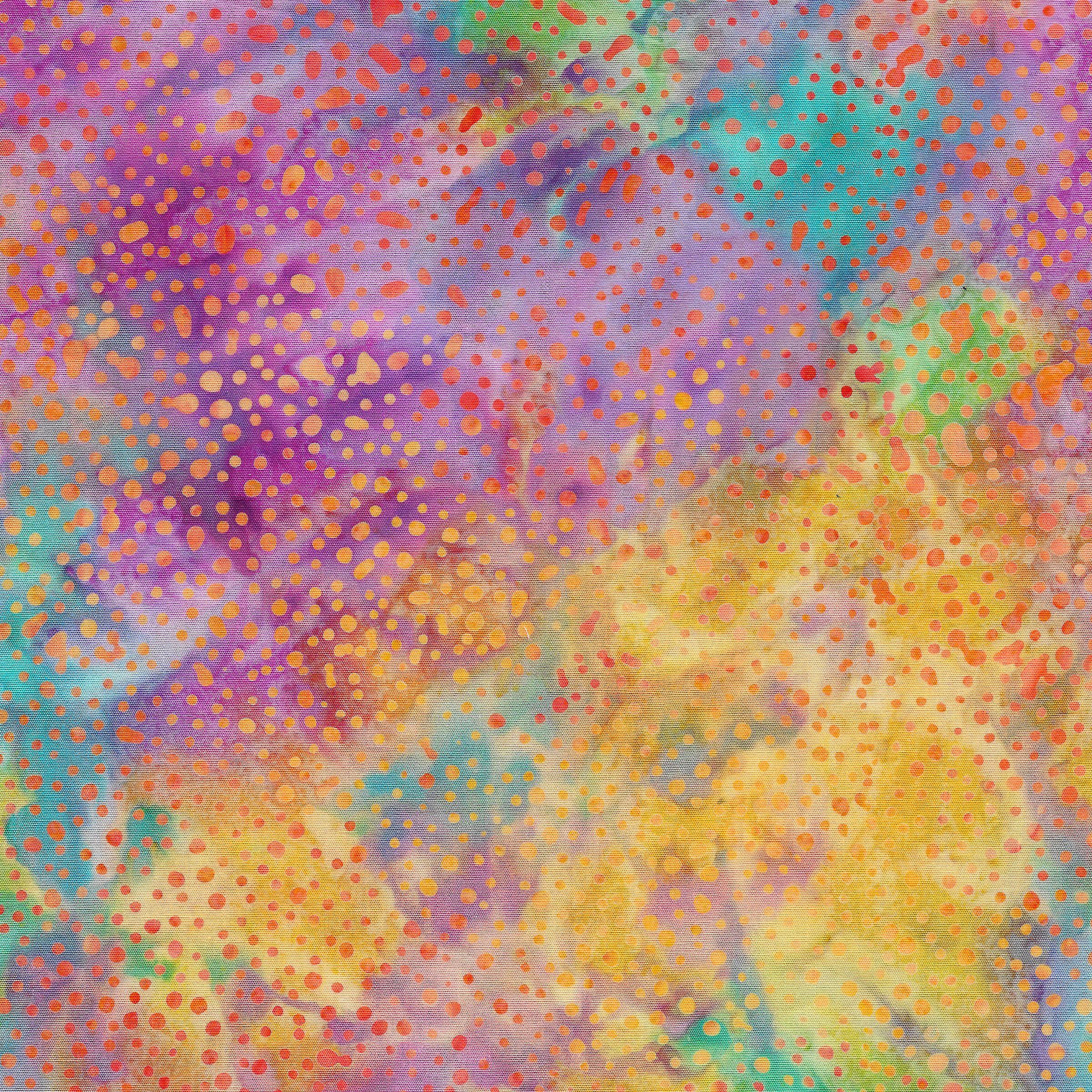 Island Batik - Mini Dots -TieDye