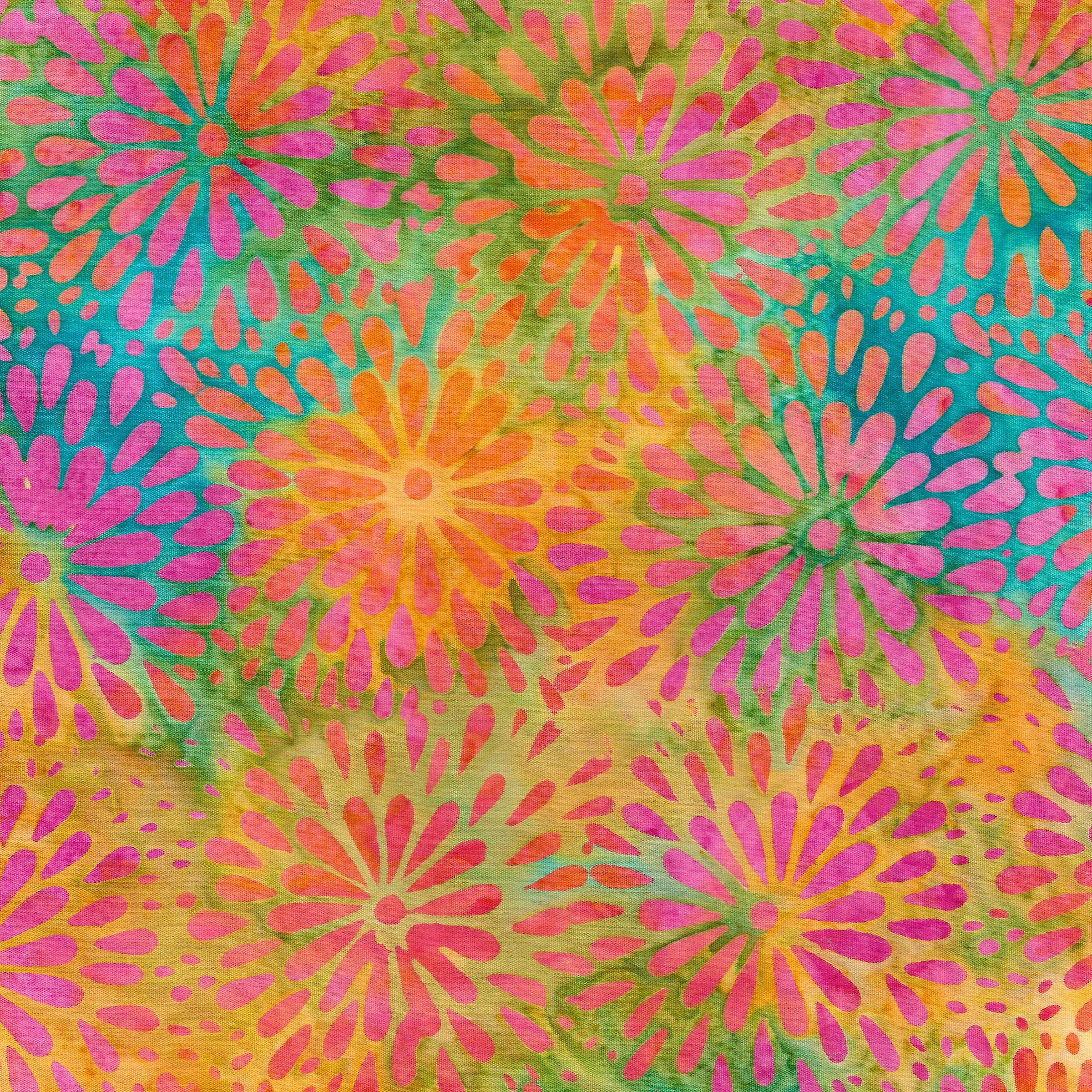 MUM -Apricot Batik  5152