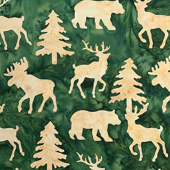 121903685 / Nordic Animals-Pineneedle