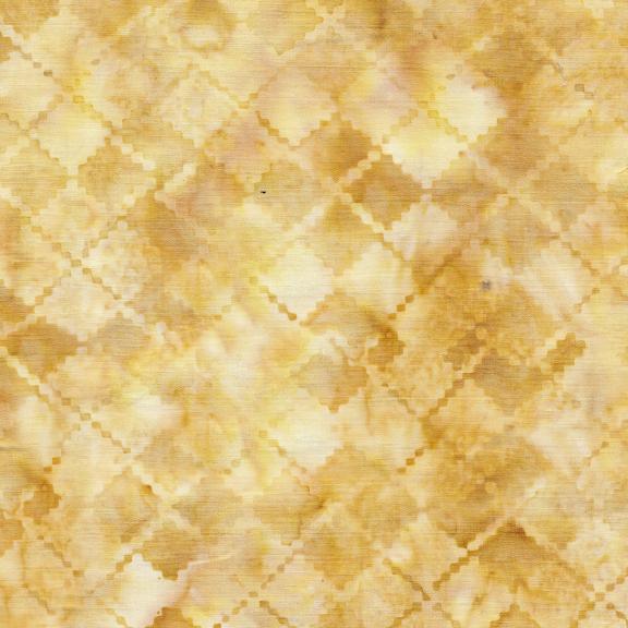 121905051 / Island Batik Nordic Plaid-Buttered Popcorn