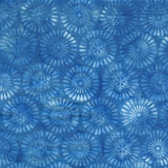 121906559 / Nordic Snowflake -Bluebird