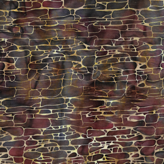 121917398 / Stone Dot-Mahogany
