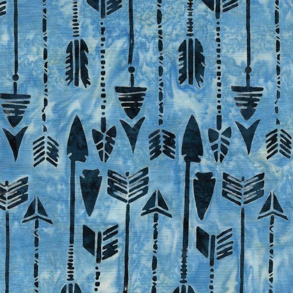 Batiks - Arrows-Cloud