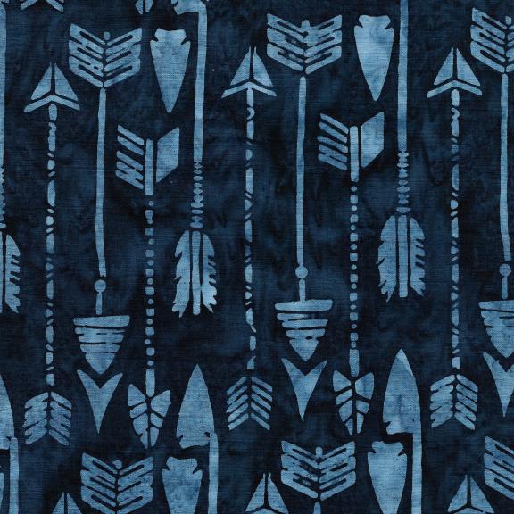 Batik - Arrows-Ocean