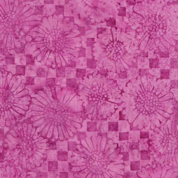 121930330 / Check/Sunflower-Raspberry
