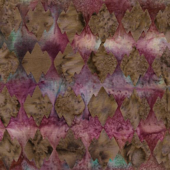 Santa Fe Blanket Diamond Coffee 121931082