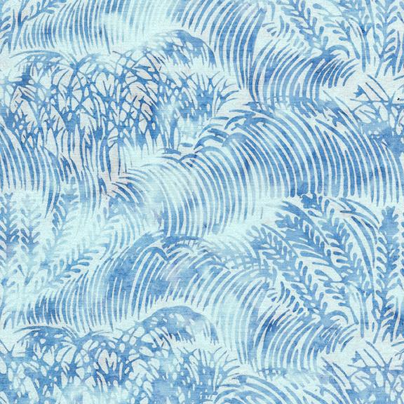 Island Batik - Garden of the Asylum - Icicle - 122007501