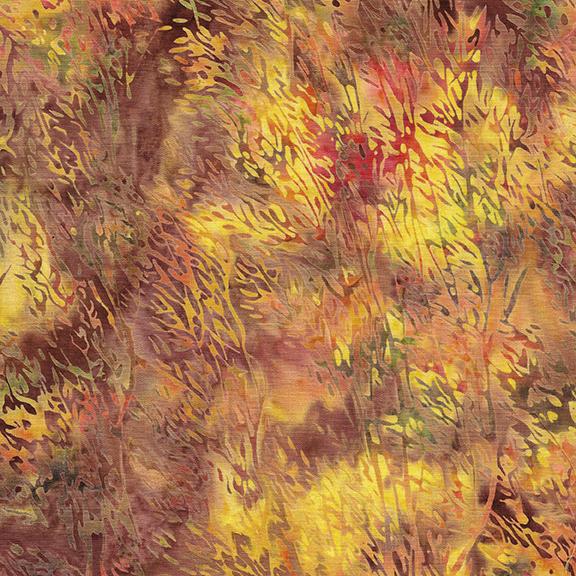 Autumn Sunset - Poplar Trees - Falling Leaves 122009866