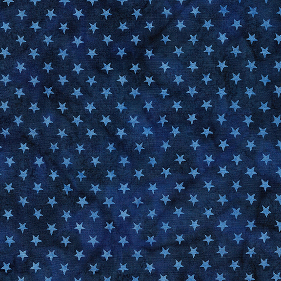 122046520 / Stars-French Blue