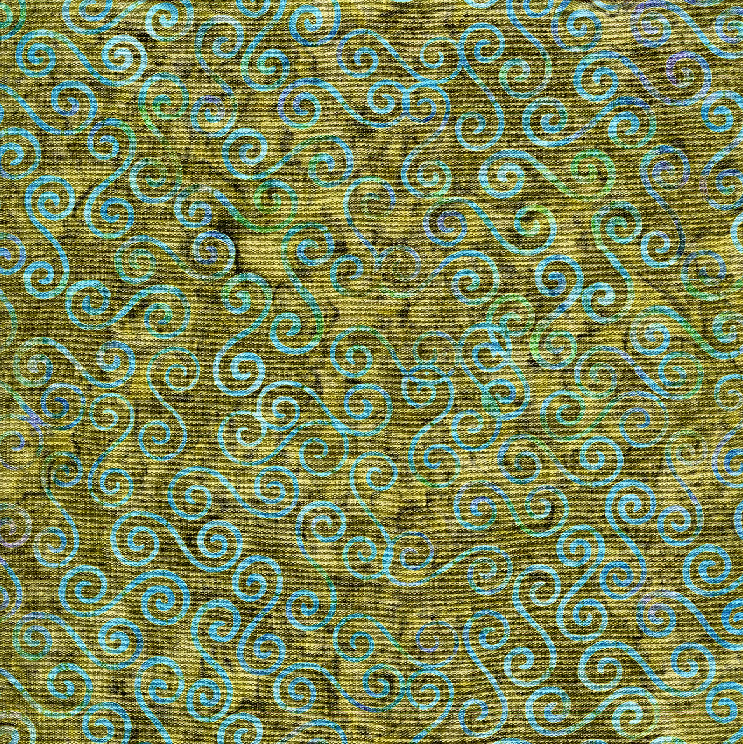 311804655 / Interlocking Swirl -Olive