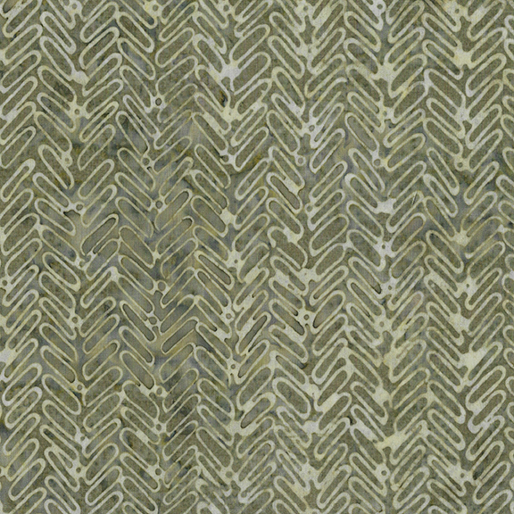 Venetian Marble - Herringbone Batik - Lizard