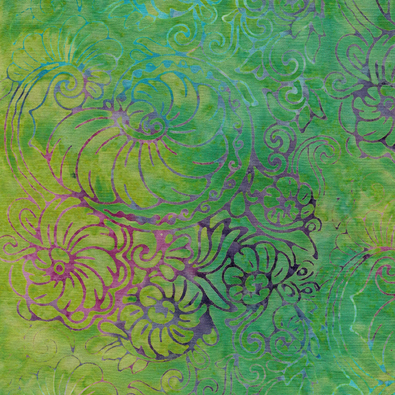 522006840 / Nautilus Floral-Sea Mist