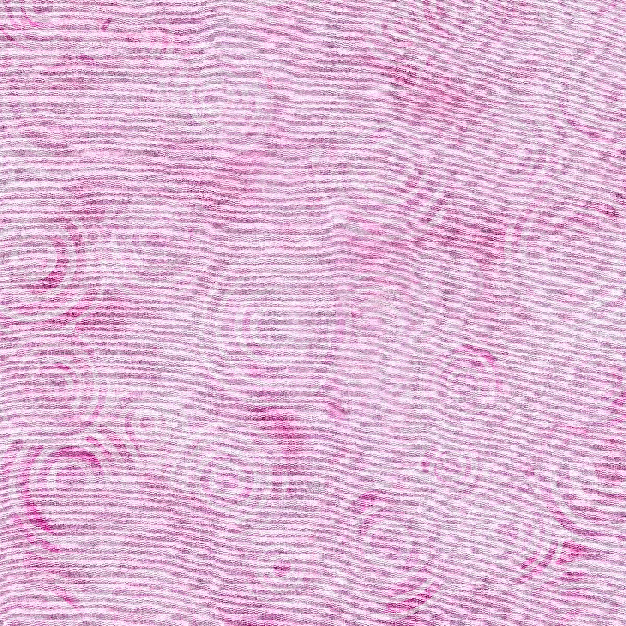 Island Batik 711906310 Circles Carnation Tweet