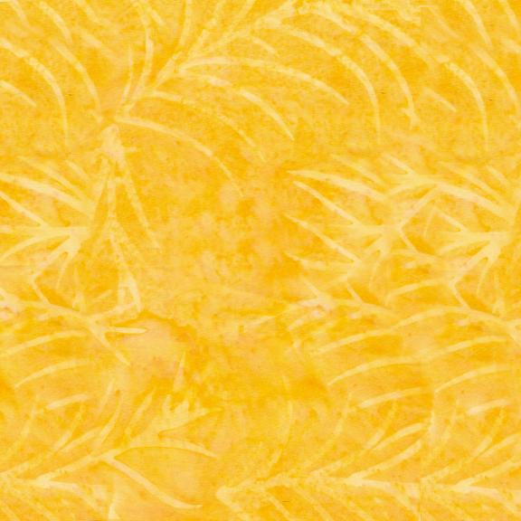 IB- Bliss Palm Lemondade Batik