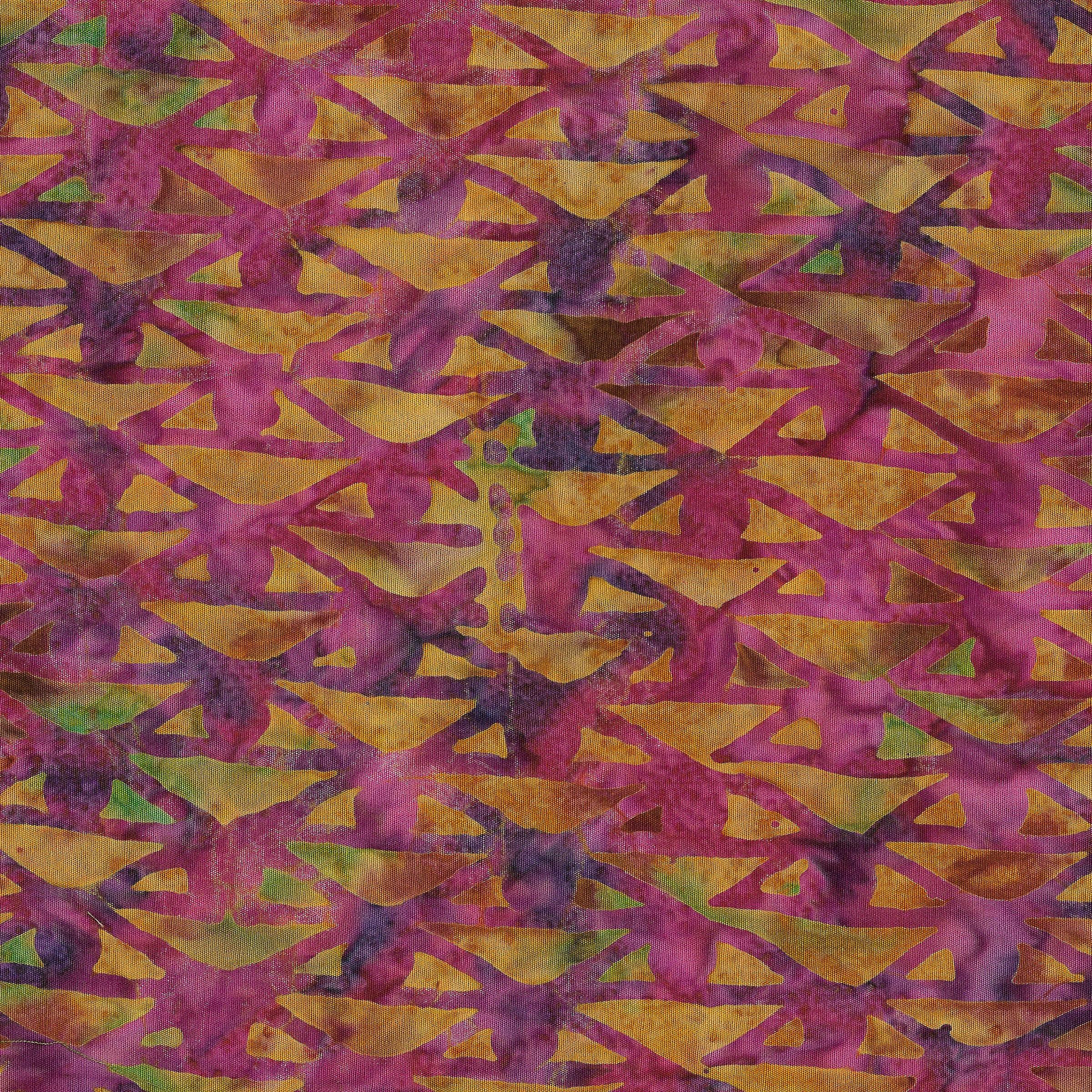 IB- God's Eye Sherbet Batik