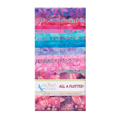All A Flutter Strips