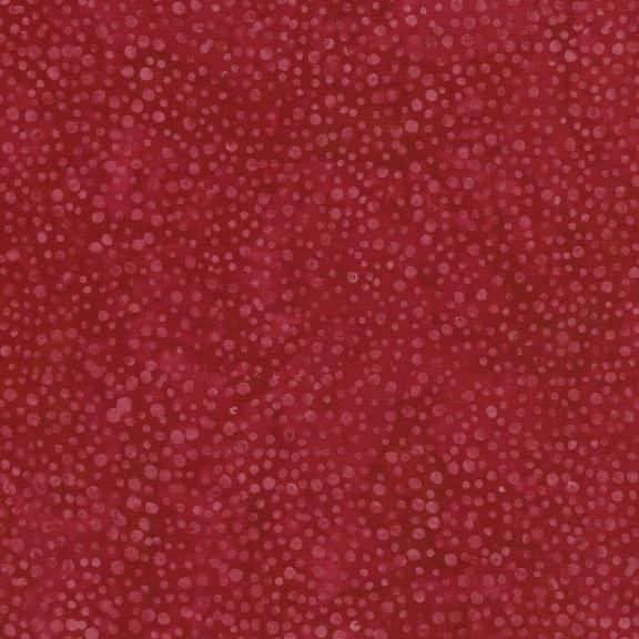 Island Batik Bubbles-Cherry - BE31-C1