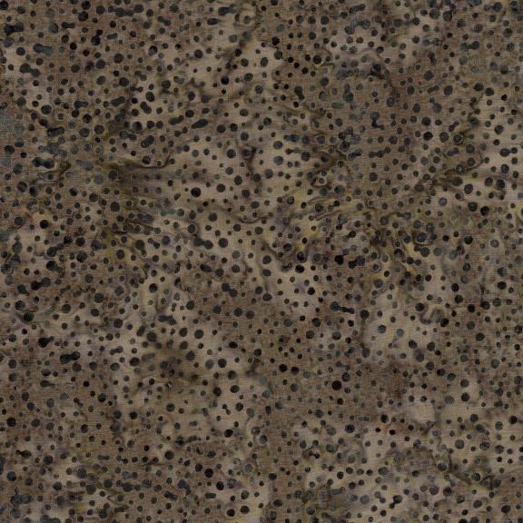 Batik Blenders - BE32-F4 / Bubbles-Nutmeg