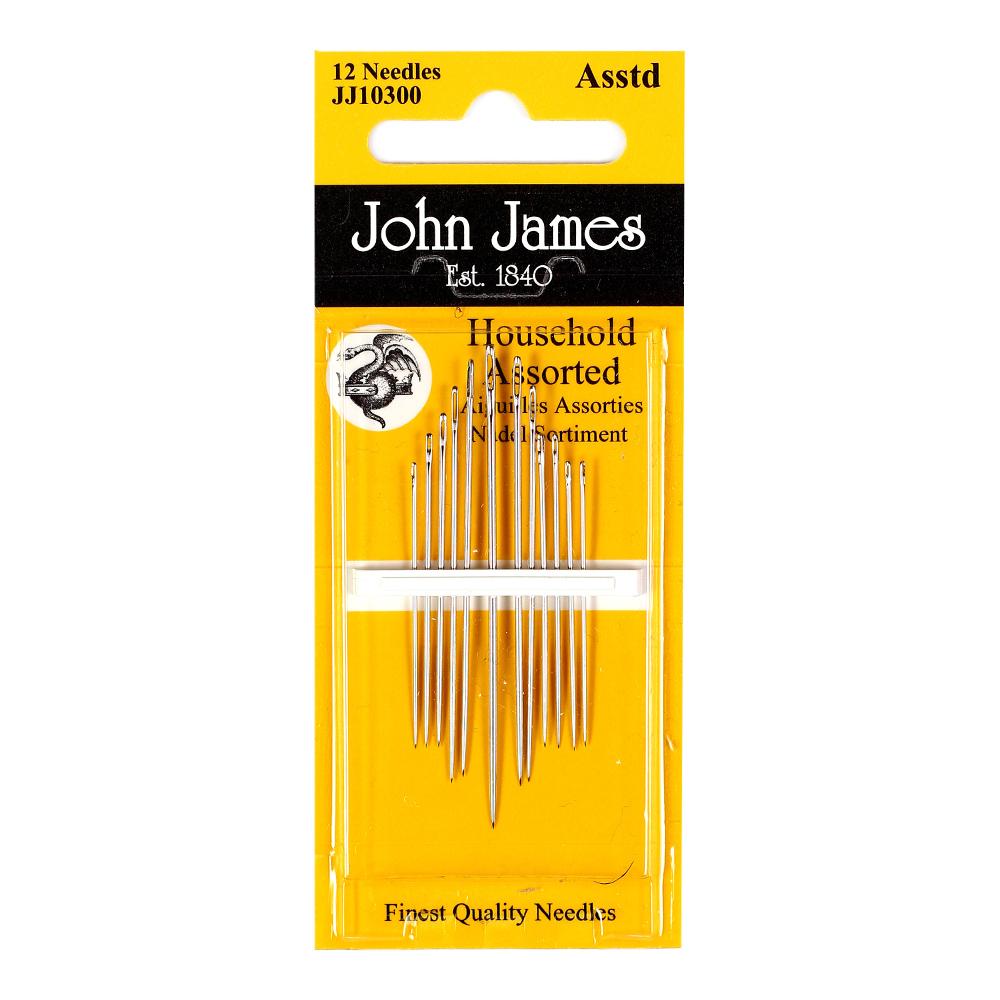 Assorted Household Needles