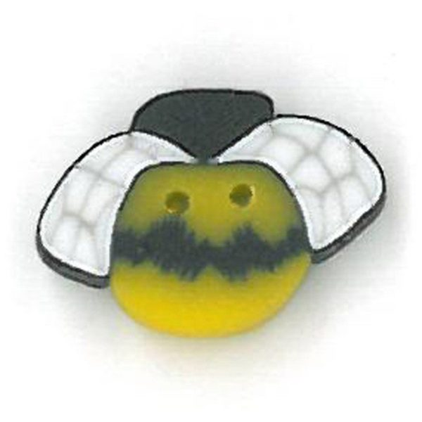 Button JAB Bee Wee