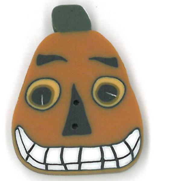 Button JAB Jack Spooky Large