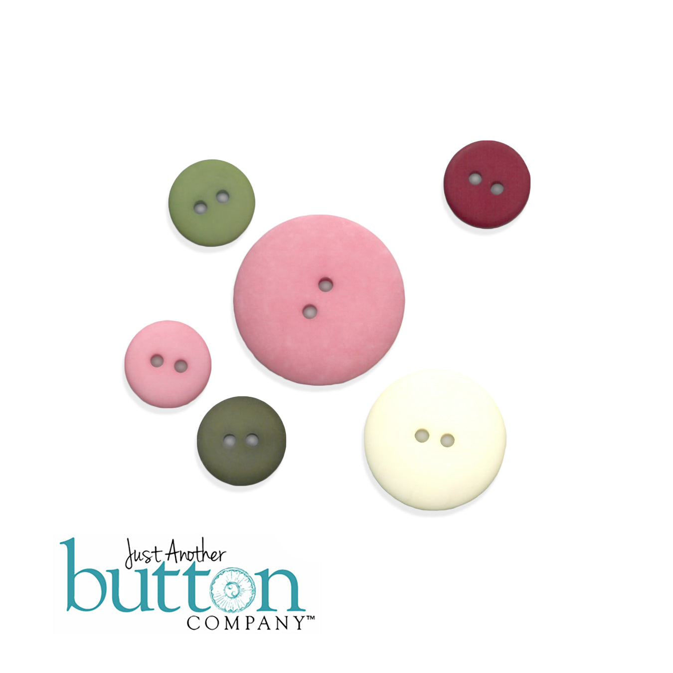 JABC-10431 Sew Merry Button Pack