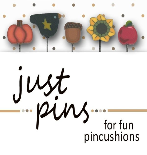 JABC Just Pins - Autumn Assortment