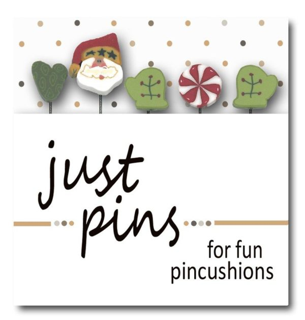 JABC Just Pins - Warm Mittens
