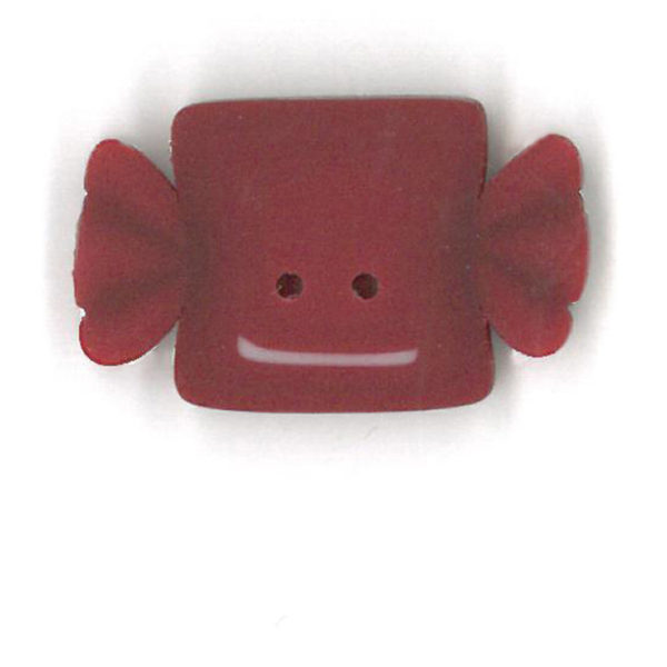 Button JAB Candy Cherry Small