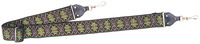 Woven Banjo Strap Assorted Colors