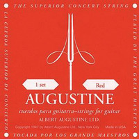 Augustine Red Classical Stringset - Med. Ten. ARD
