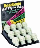 Skull Shkr Glow/Dark SINGLE SHAKER